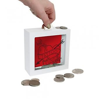Splosh Gifts Tattoo Fund Money Savings Jar | Gifts Handpicked