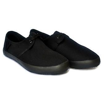 Soulier Spencer Canvas Lace Up Shoes