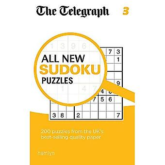 The Telegraph All New Sudoku Puzzles 3 (The Telegraph Puzzle Books)