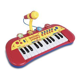 Bontempi Keyboard mit Mikrofon
