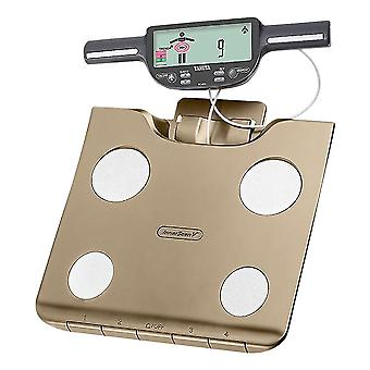 Tanita Segmental Body Compostion Monitor z kartą SD - Champagne Gold (BC601CG)