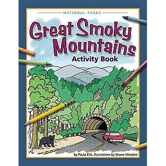 Great Smoky Mountains Activity Book by Paula Ellis - 9781591934554 Bo