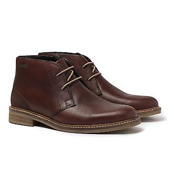 Barbour Readhead Dark Brown Leather Boots