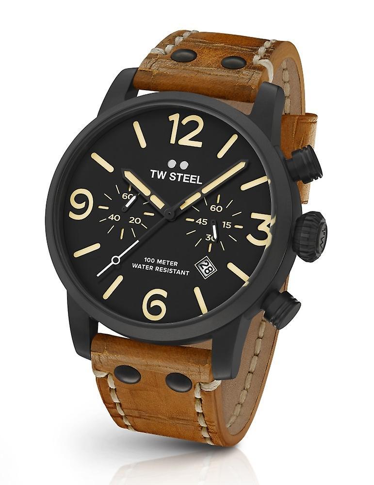 Tw Steel Ms33 Maverick chronograph watch 45 Mm