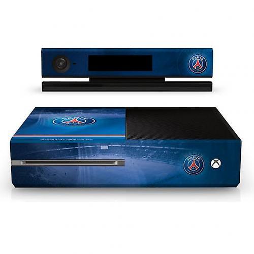 PSG Paris Saint Germain Xbox One Console Skin Blue