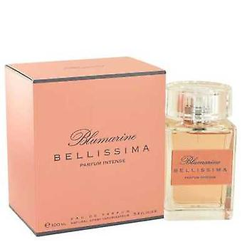 Blumarine Bellissima Intense By Blumarine Parfums Eau De Parfum Spray Intense 3.4 Oz (women) V728-501371