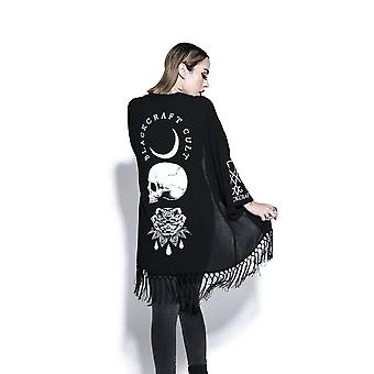 Blackcraft cult - spirit of the dead - women's kimono