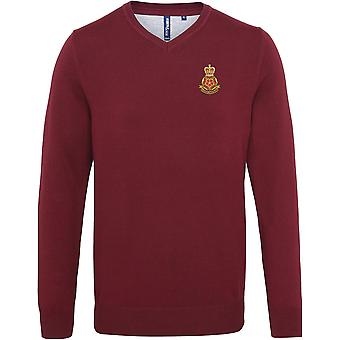 Queens Lancashire Regiment - Licensed British Army Embroidered Jumper