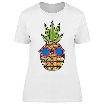 Pineapple Sunglasses Tee Women's -Image by Shutterstock