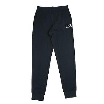EA7 Logo Train Core ID Pants Dark Blue