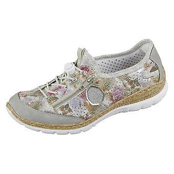 Rieker N42V140 universell hele året kvinner sko
