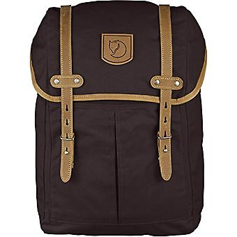 FJALLRAVEN rugzak No. 21 large-Unisex-volwassen rugzak-Brown (Hickory Brown)-24 x 36 x 45 centimeter (W × H x L)