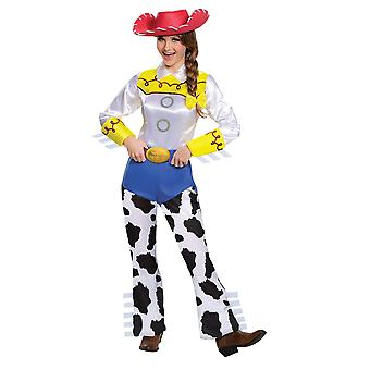 Women Jessie Deluxe Costume - Toy Story 4