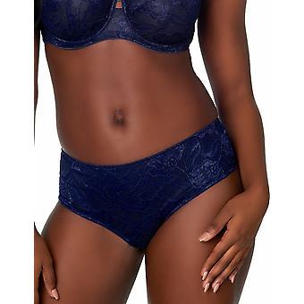 Après Eden D-Cup et Up 20.33.5165-72 Femmes apos;s Anna Dark Blue Lace Boyshort