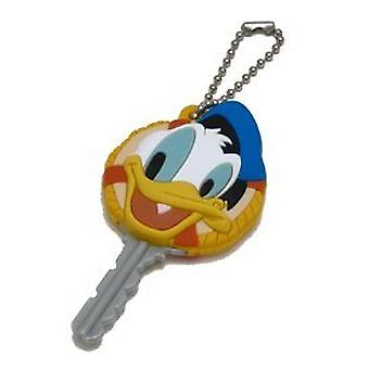 Key Cap - Disney - Donald Duck - PVC Die Cut Holder Gifts Toys New 21093