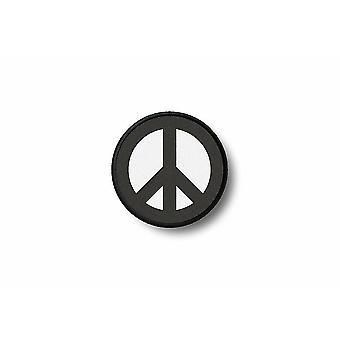 Patch badge Ecusson Brode prints Thermo collant vrede en liefde vrijheid