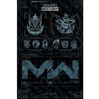 Call Of Duty Modern Warfare Poster 120