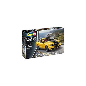 Revell 2010 Ford Mustang GT 07046  1:25