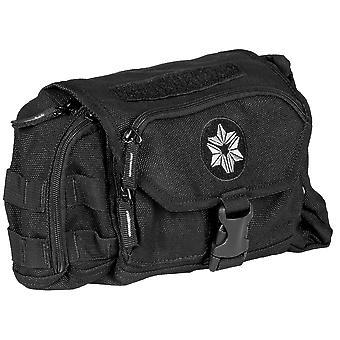 Datsusara Hemp Joe Rogan Utility Bag Black