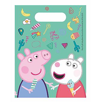 Greta Gris | Peppa Pig Party Bags | Candy Bags