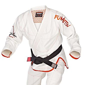 Fumetsu Elements Fire 550 BJJ Gi Weiß