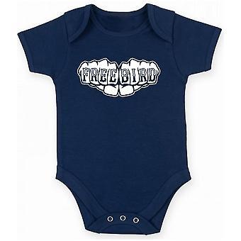 Body newborn navy blue fun1449 fist freebird