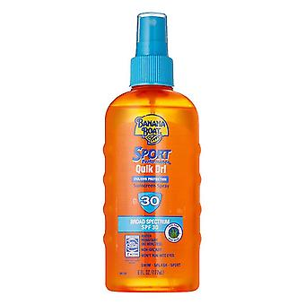 Banana boat sport performance quick dri sunscreen spray, spf 30, 6 oz