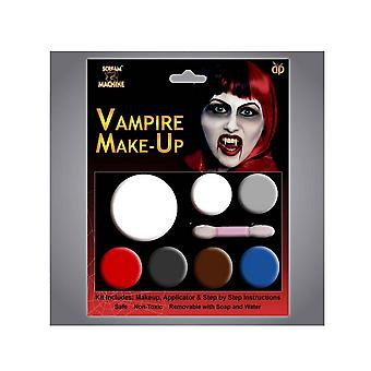 Scream Machine Vampire Multi Pallet Makeup Kit