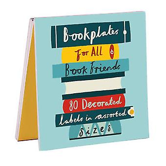 Book Friends Book of Labels by Illustrated by Debbie Powell