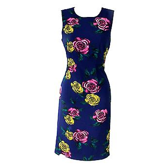 Darling vrouwen ' s Floral Talia potlood jurk