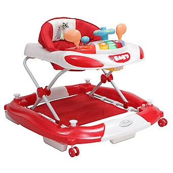 Running aid Bobby 3 in 1, height adjustable, music, play center, rocking function
