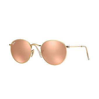 Ray-Ban Rb3447 ronde metalen zonnebril