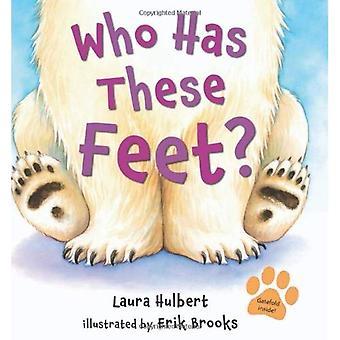 Vem har dessa fötter?