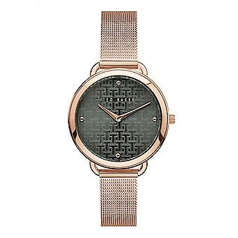 Ted Baker BKPHTF912 Women's Hettie Rose Gold Tone Wristwatch