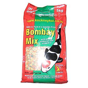 Kockney Koi Bombay Mix 5kg