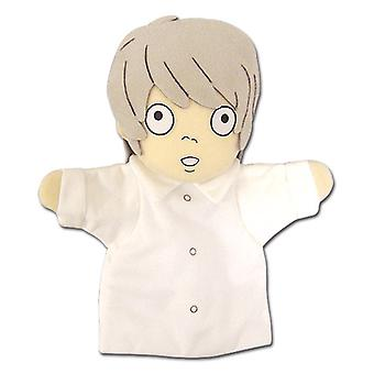 Hand Puppet - Death Note - New Near Plush Toys Gifts Anime Licensed ge7084