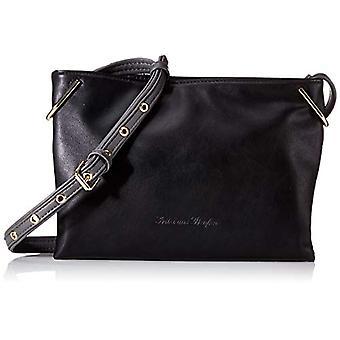 Fritzi aus PreusSenEnia Donna Black shoulder bag (Black)15.5x18x7 centimeters (W x H x L)
