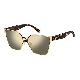 Marc Jacobs Marc 212/S J5G/UE Gold/Ivory-Grey Mirror Sunglasses