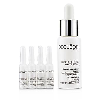 Hydra Floral White Petal Skin Perfecting Professional Mix (1x Concentrate 30ml 10x Powder 4g) - Salon Product - -