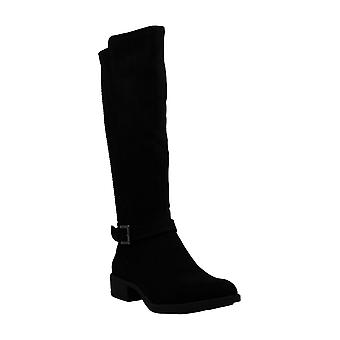 Style & Co. Womens Luciaa Suede Closed Toe Mid-Calf Fashion Boots