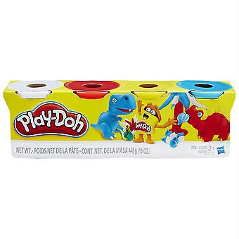 Play-Doh Play-Doh 4 Pack Classic Colours