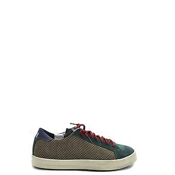 P448 Ezbc283007 Women's Multicolor Fabric Sneakers