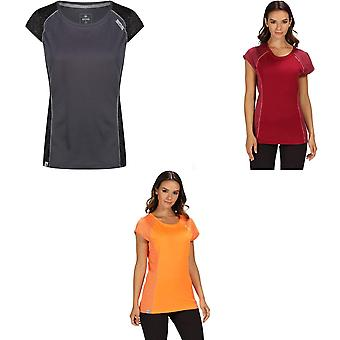 Regatta Womens/Ladies Hyper-Reflective II Wicking T-Shirt