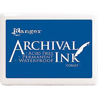 Ranger Archival Ink Jumbo Ink Pad #3 - Cobalt