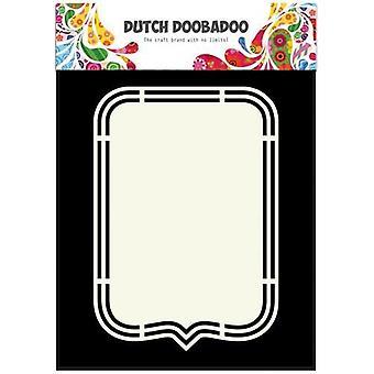Niederländisch Doobadoo niederländische Form Art Tag A5 470.713.149