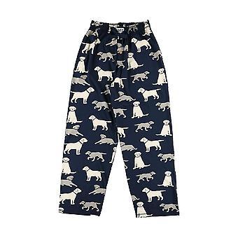LazyOne Mens Labradors Pyjama Pantaloni