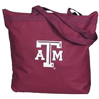 Texas A&M Aggies NCAA Zipper Tote Bag