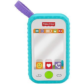 Fisher Preço GJD46 Selfie Phone Dentes Bebê Brinquedo