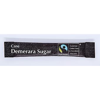 Tate & Lyle Fairtrade Demerara Brown Sugar Sticks