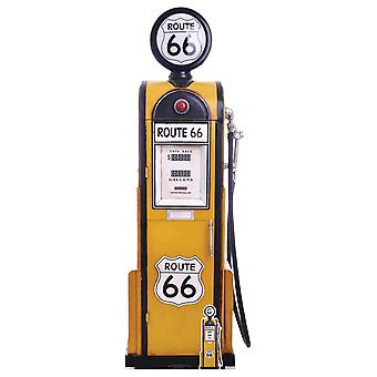 Route 66 Retro Gas Pump Cardboard Cutout / Standee / Standup